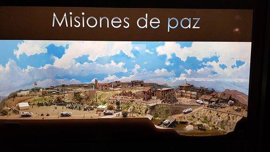 Jaca, Spain: Miniatures de la PAix