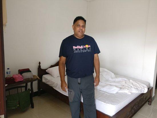 Moni, Indonesia: Room on the ground floor