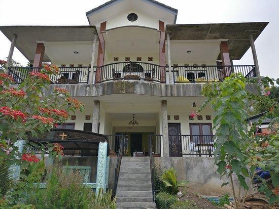 Moni, Indonesia: Lodge