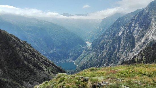 Antrona Schieranco, Italy: lago antrona e campliccioli