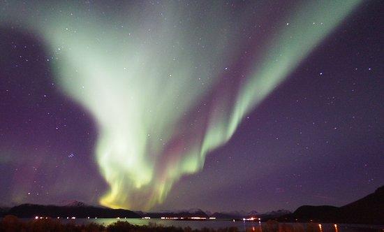 Oksnes Municipality, Noruega: Aurora Borealis