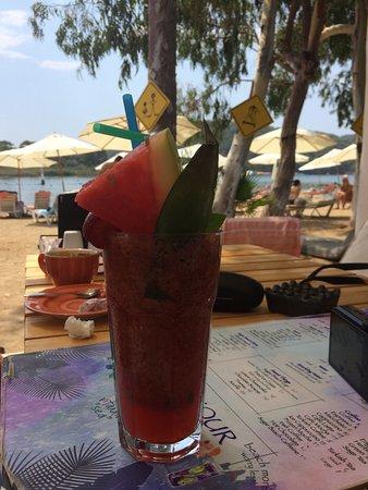 The Sugar Beach Club: Great drinks