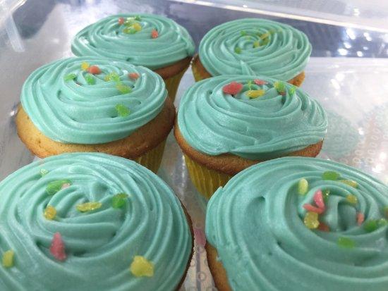 yummy homemade cupcakes