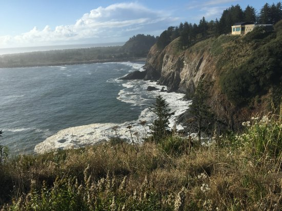 Ilwaco, WA: View from the Cape Disapointment Lighthouse