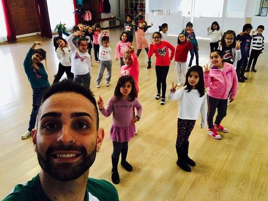 Escuela de Baile Fran Montero del Alba