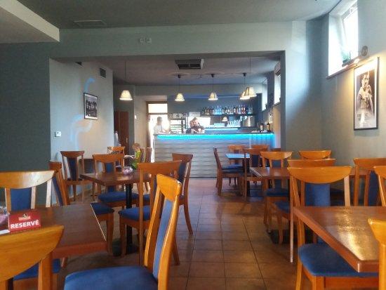 Opava, Tsjechië: Music bar 80