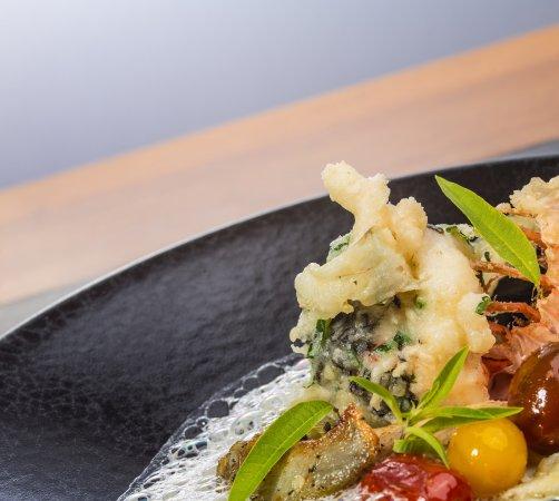 Sihlbrugg, Suisse : Hummer - Tomate - Verveine