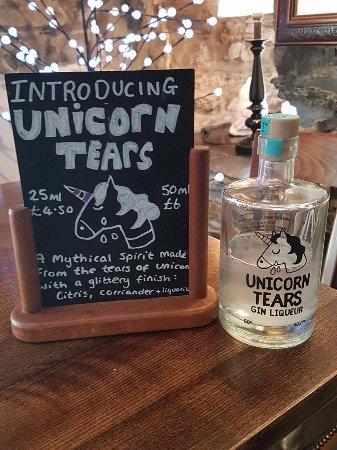 Crook, UK: Unicorn Tears