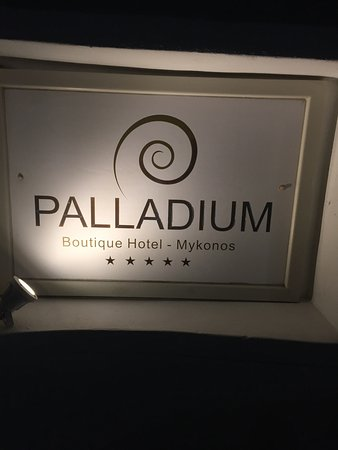 Palladium Boutique Hotel