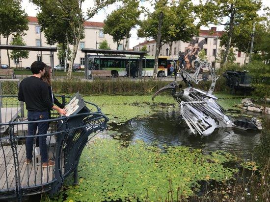 La Roche-sur-Yon, Francia: Bestiaire de la Roche sur Yon