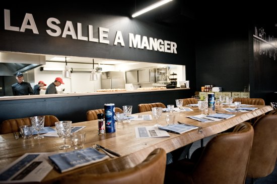 La Salle A Manger Laon Restaurant Avis Numero De Telephone
