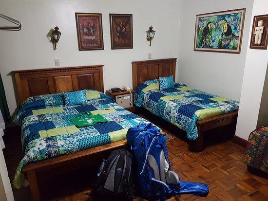Hotel Don Carlos: Doppel-Standardzimmer