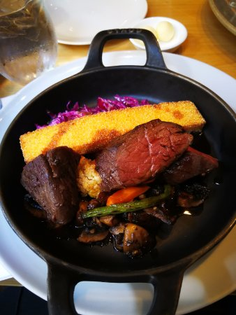 Chez Boulay-bistro boréal : Hanger Steak