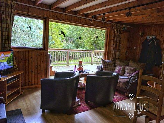 Whitebridge, UK: Living room 