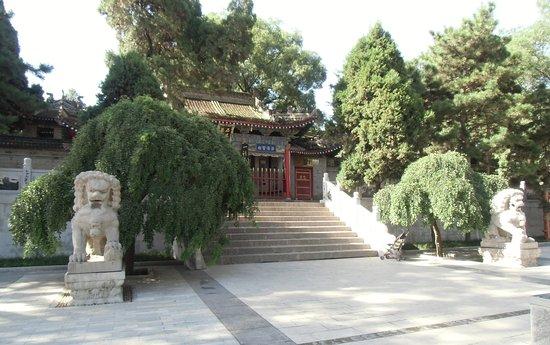 Qishan County-bild
