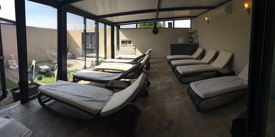 Les bains de la garde pierrelatte 2018 ce qu 39 il faut for Salle de relaxation