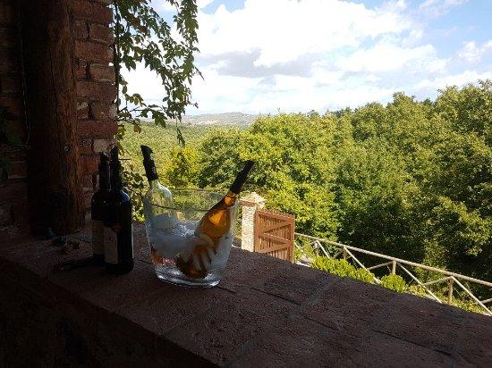 Piegaro, Italia: Fabulous view