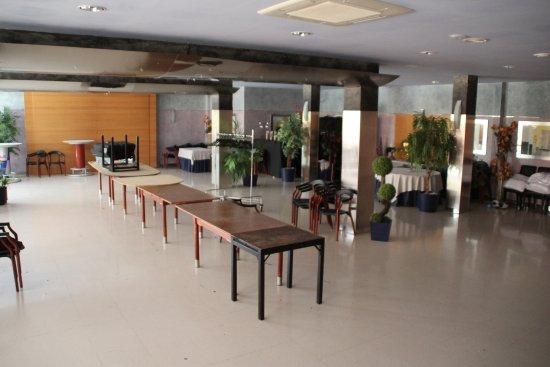 Сольсона, Испания: Sala para banquetes, actos sociales,...
