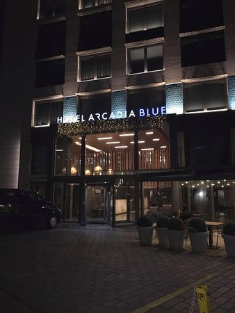 Hotel Arcadia Blue Photo