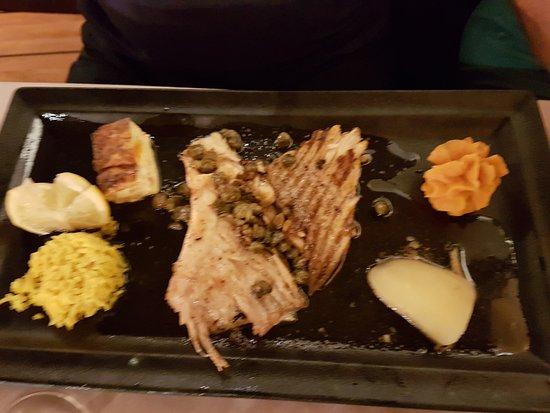 restaurant restaurant du port dans granville avec cuisine fruits de mer poisson restoranking fr