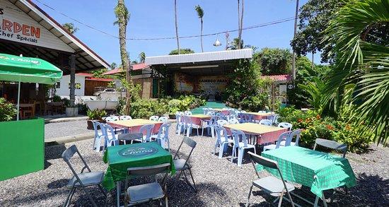 Mae Nam, Thailand: Bamboo Park Maenam Koh Samui Event Area Restaurants Bars Live-Music