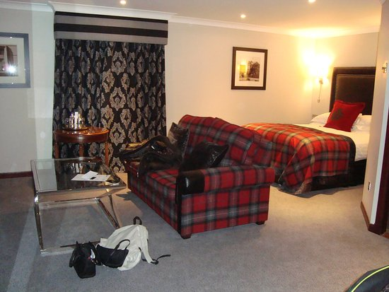 Macdonald Holyrood Hotel: Chambre pour trois