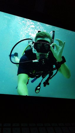 Rawai, Ταϊλάνδη: 1st diving day