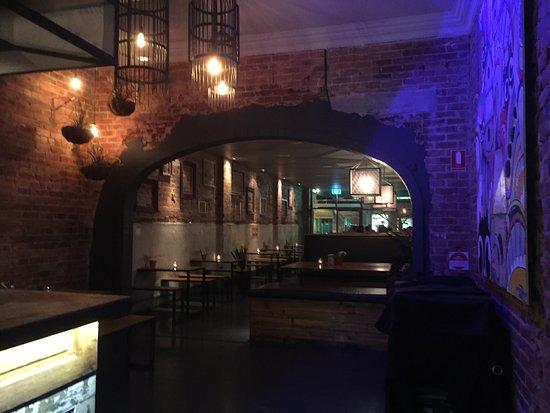 Birdhouse Bar
