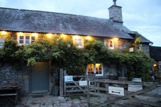 Rugglestone inn, Widecombe in the Moor, Devon