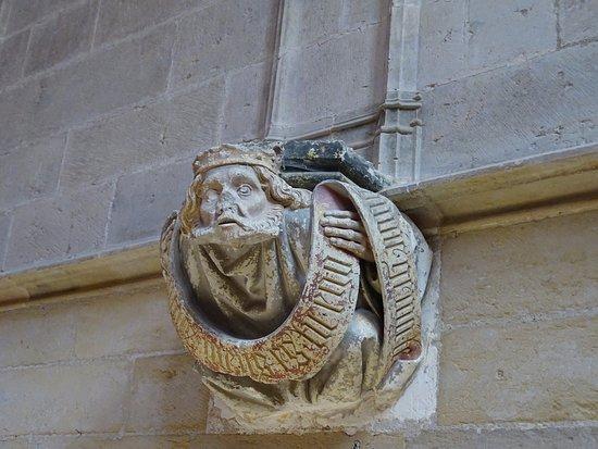 Cluny, Fransa: ROI