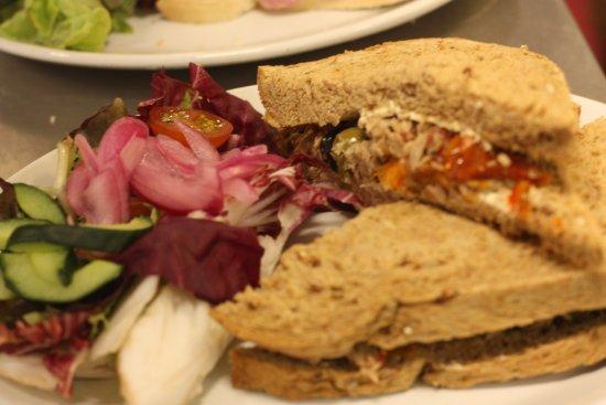 Wig & Pen: Sandwiches