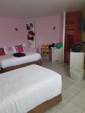 Motel Les Bleuets Photo