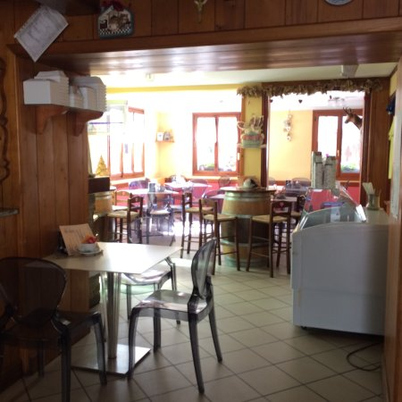 Campertogno, Włochy: Cafè dal Ravicci