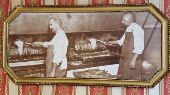 Erste Salzwedeler Baumkuchen-Fabrik