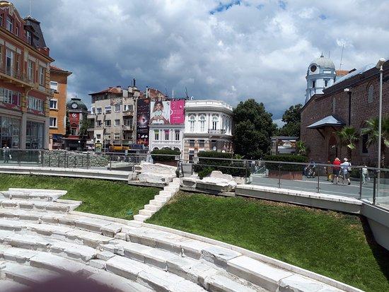 Plovdiv Old Town: Достопримечательности в старой части г. Пловдив.