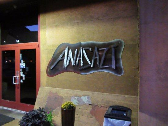 Anasazi Steakhouse & Gallery: Entrance