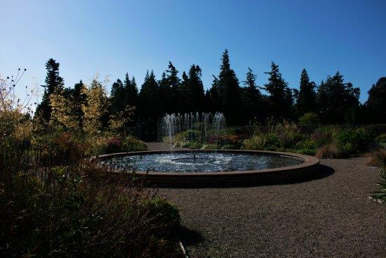 Glamis, UK: The Walled Garden