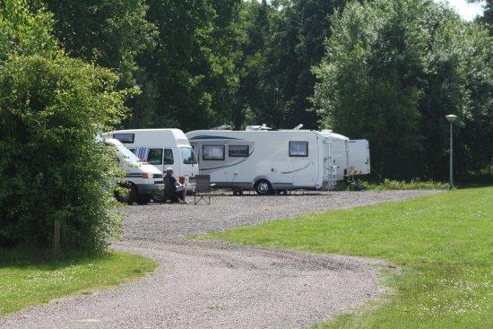 Bourtange, The Netherlands: camperplaatsen