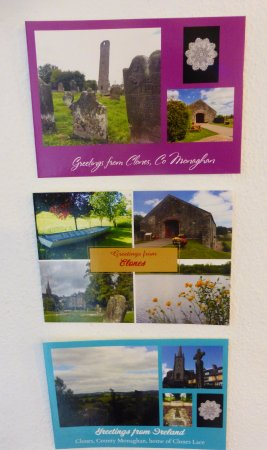 Clones, Irland: Postcards available