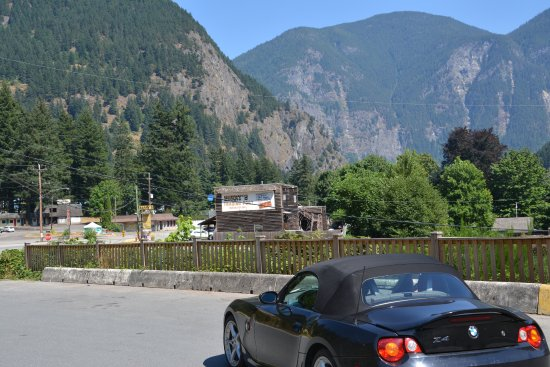 Hope, Canada : 2017-07-25 Fraser Valley Canyon