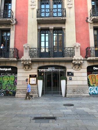Hotel Catalonia Catedral Barcelona Tripadvisor