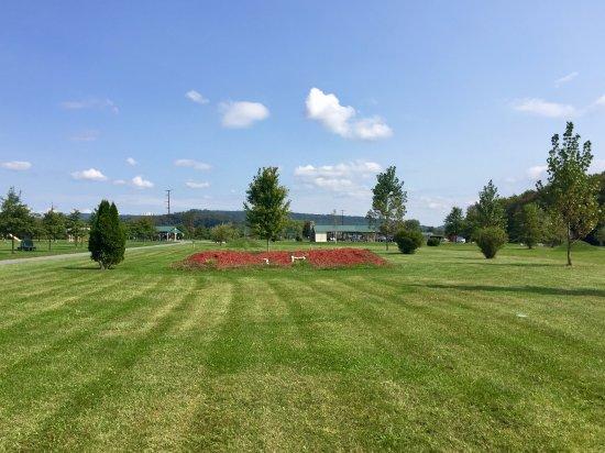 Hughesville, PA: Hole #18