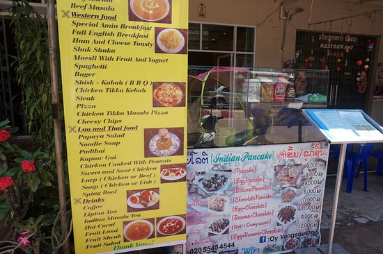 Pakse, Laos: So many choices, there will be something for your tastes