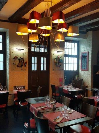 Fossil Strasbourg Restaurant