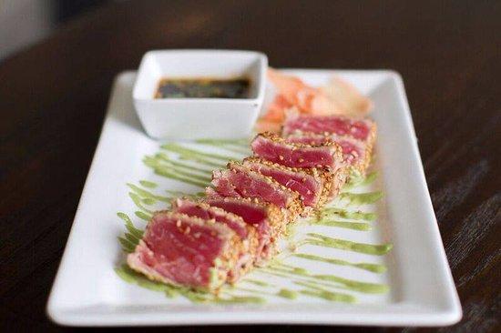 Bridgeport, CT : Ahi Tuna Appetizer