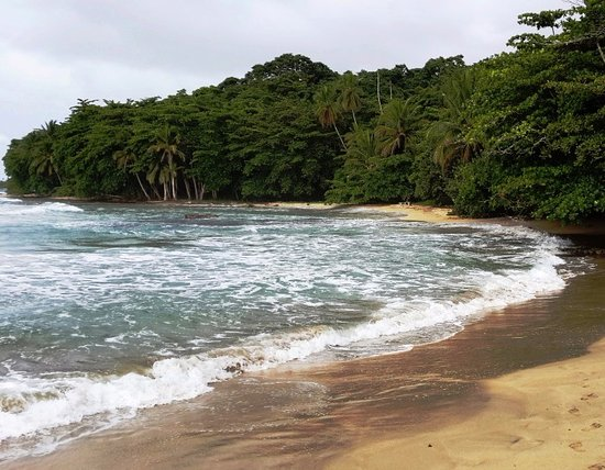 Santa Ana, Costa Rica: Caribbean beach of Costa Rica