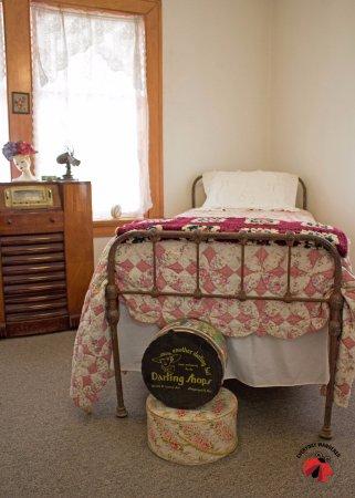 Belen, NM: A typical Harvey Girl bedroom