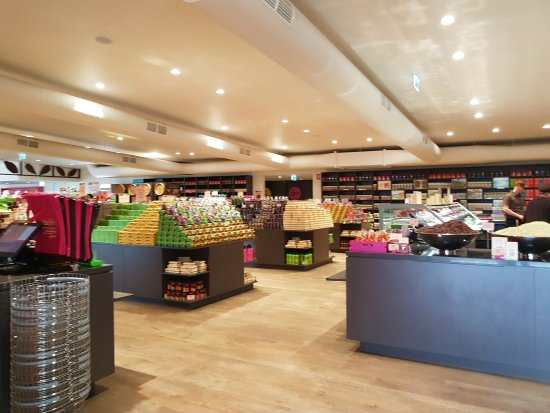 Ярра-Глен, Австралия: Yarra Valley Chocolaterie & Ice Creamery