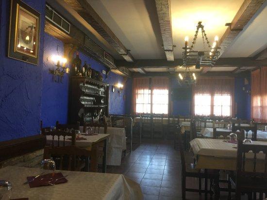 La Grande Salle A Manger Picture Of Meson De Aragon Maria