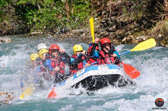 Annot, France: Rafting avec Haute Provence Outdoor